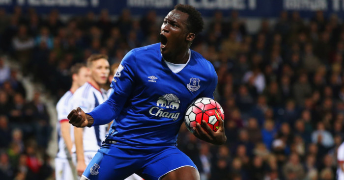 Romelu Lukaku: Everton striker has been linked with PSG