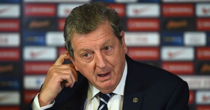 Roy Hodgson: Defended Rooney again