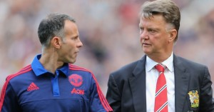Ryan Giggs Louis van Gaal Manchester United TEAMtalk