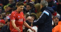 Steven Gerrard: Would have liked Jose Mourinho in charge of Liverpool or England