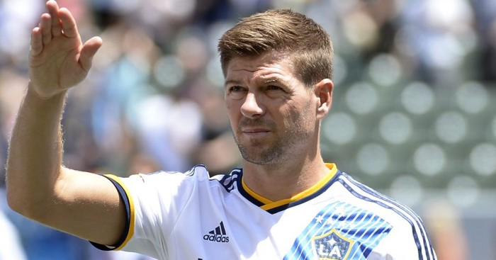 Steven Gerrard: No Liverpool playing return