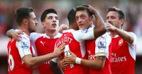 Mesut Ozil: Arsenal's chief creator in win over Stoke