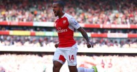 TTheo Walcott: On a scoring streak