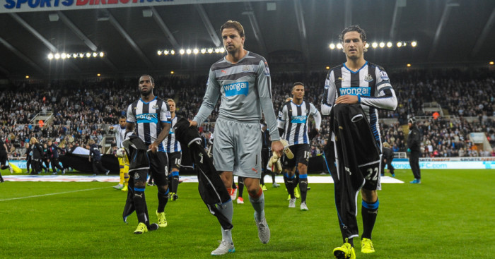 Tim Krul Newcastle TEAMtalk