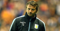 Tim Sherwood: Reflects on Aston Villa's defeat to Leicester