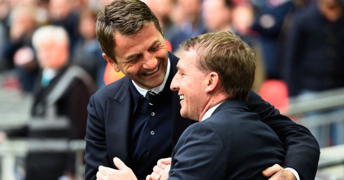 Tim Sherwood: Feeling the heat