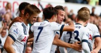 Tottenham: Flying high in the Premier League this season