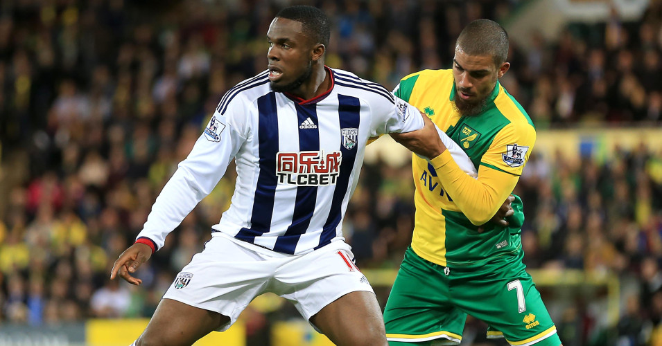 Victor Anichebe: Left upset by Game of Thrones actors