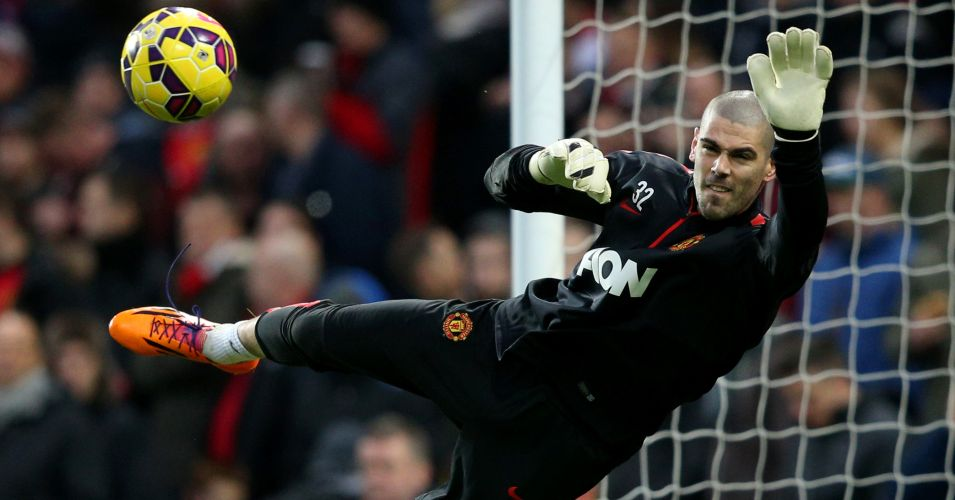 Victor Valdes: Cast aside by Manchester United