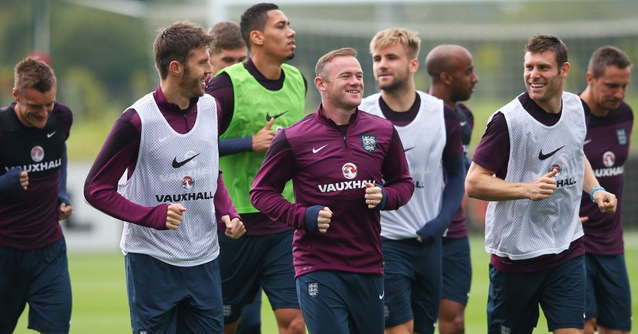 Wayne Rooney: Set to lead England against San Marino