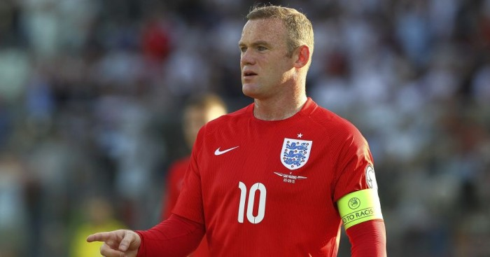 Wayne Rooney: England captain unsure how long he will play on for