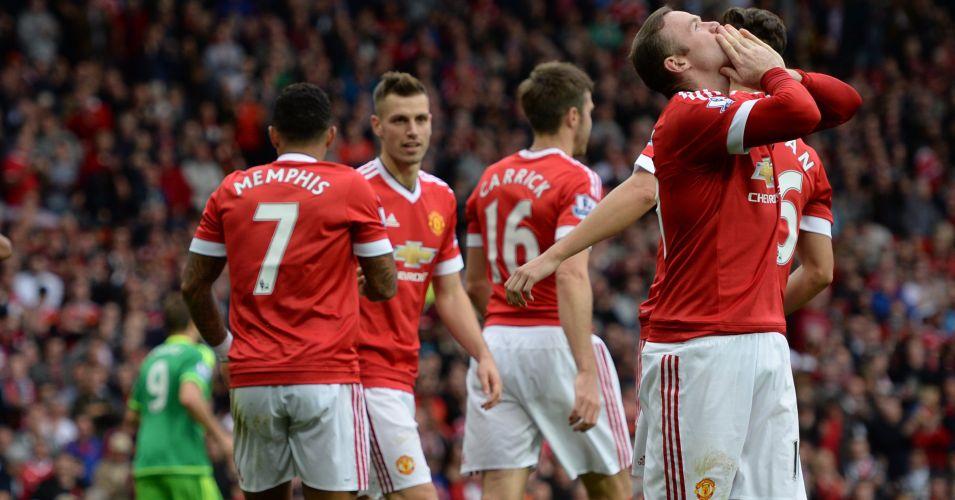 Wayne Rooney Manchester United v Sunderland TEAMtalk