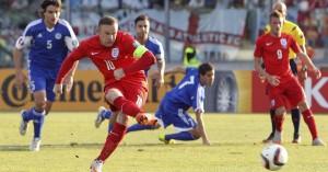 Wayne Rooney England San Marino TEAMtalk