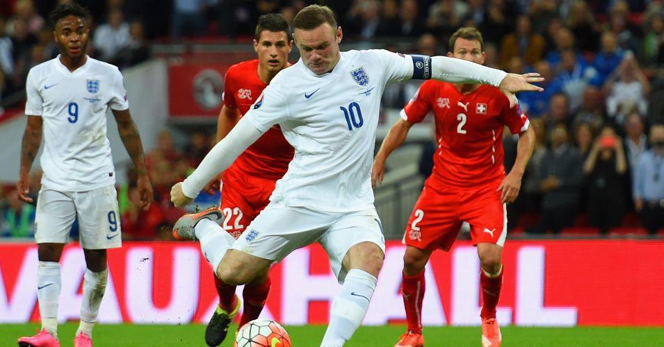 Wayne Rooney: History maker