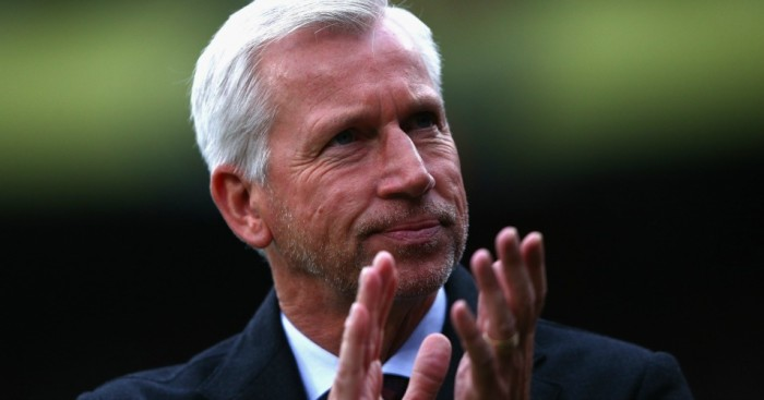 Alan Pardew: Ready for a key run of games