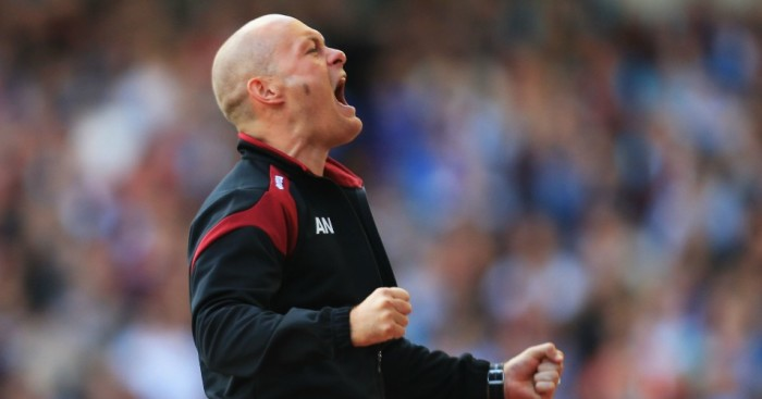 Alex Neil: Norwich City boss delighted with options