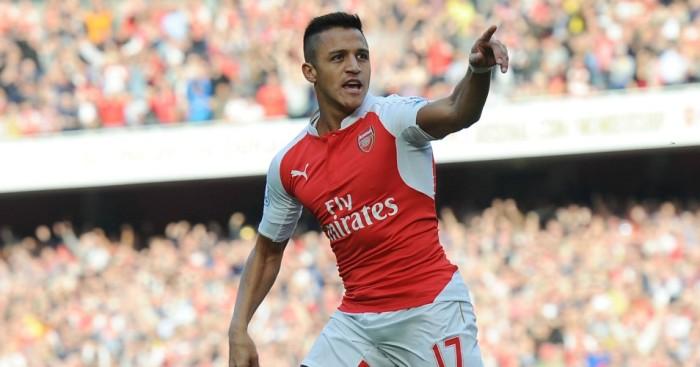 Alexis Sanchez: No regrets about leaving Barcelona for Arsenal