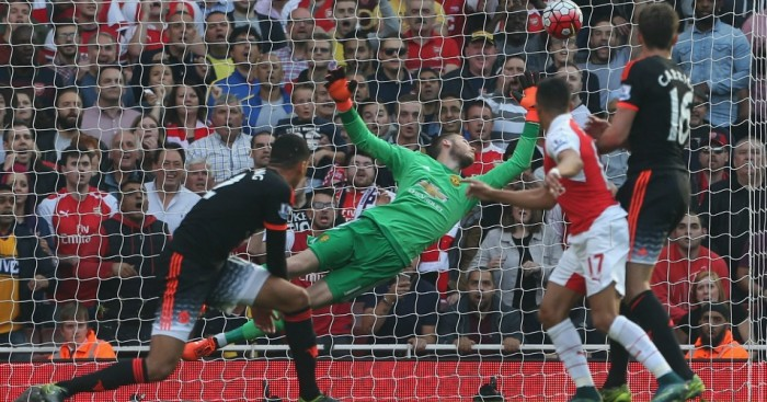 Arsenal: Performance against Manchester United impressed Harry Redknapp