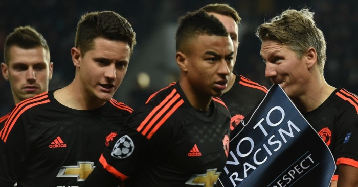 Jesse Lingard: Enjoying a breakthrough season at Manchester United
