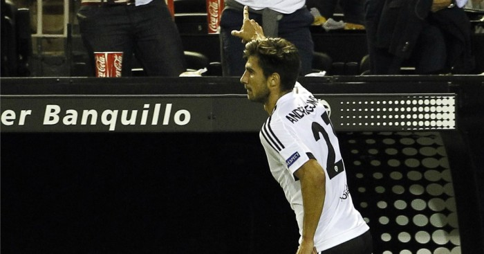 Andre Gomes: Valencia midfielder linked with Arsenal
