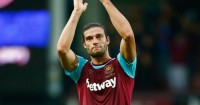 Andy Carroll: Told he'll be staying at West Ham
