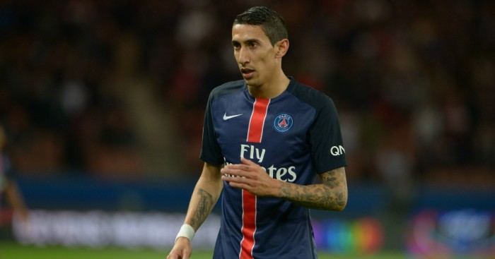 Angel Di Maria: Can do better, says PSG boss Laurent Blanc