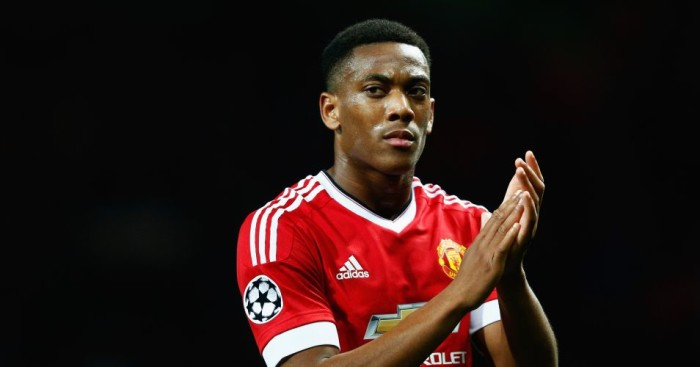 Anthony Martial: Would like to play alongside Zlatan Ibrahimovic