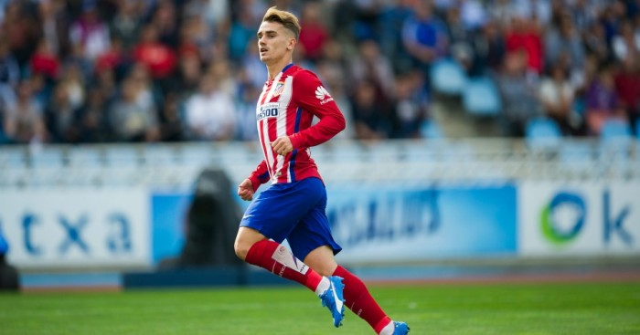 Antoine Griezmann: Chelsea keeping tabs on forward