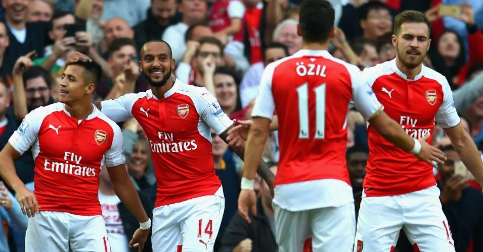 Arsenal: Kept Man Utd at bay last time