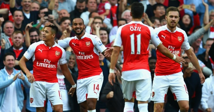 Arsenal: Second favourites to win Premier League title