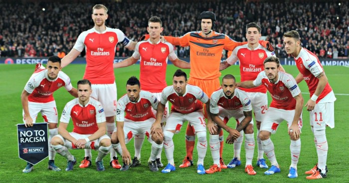 Arsenal: Petr Cech rated as best player against Bayern