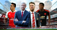 Arsenal v Manchester United: Who will come out on top?