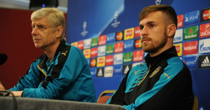 Arsene Wenger: Arsenal boss regrets not resting Aaron Ramsey