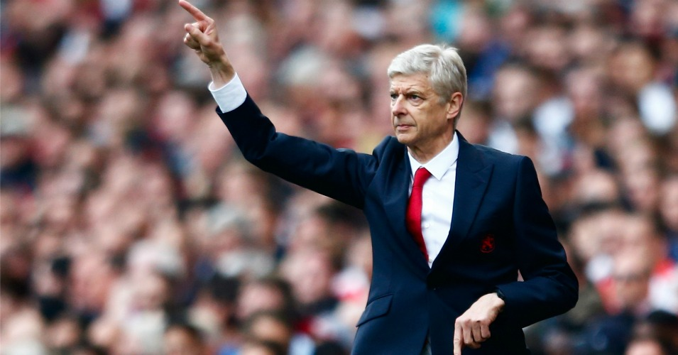 Arsene Wenger: Guided Arsenal into second spot