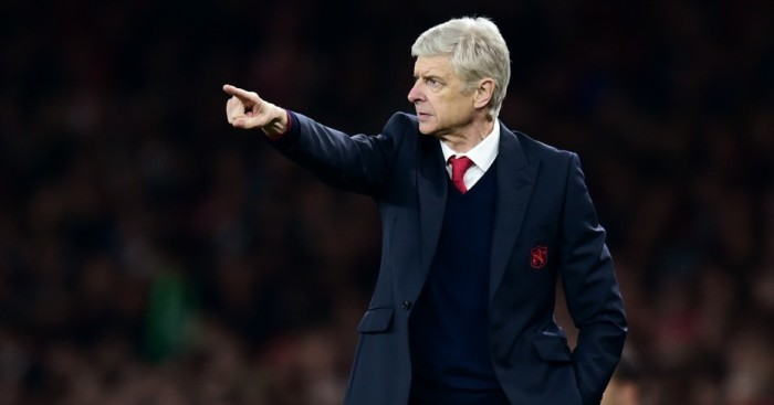 Arsene Wenger: Arsenal boss was impressed by Newcastle United