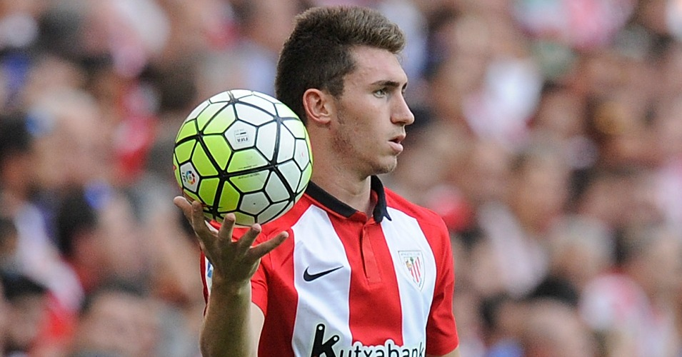 Aymeric Laporte: Insists he's happy at Athletic Bilbao