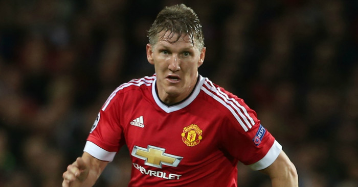 Bastian Schweinsteiger: Has played 783 minutes for Manchester United this season