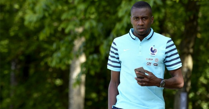 Blaise Matuidi: Wanted by Premier League clubs