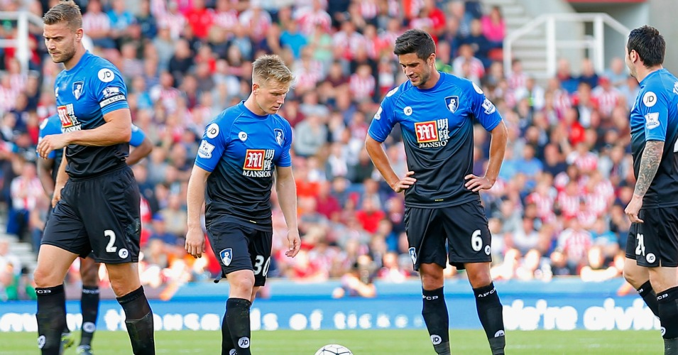 Bournemouth: Struggling