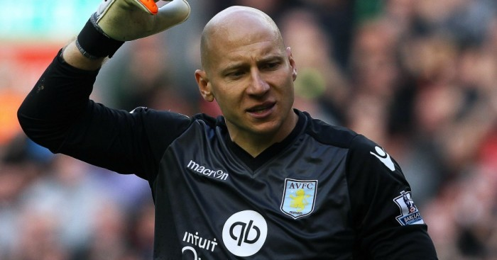 Brad Guzan: Insists Aston Villa still believe in safety