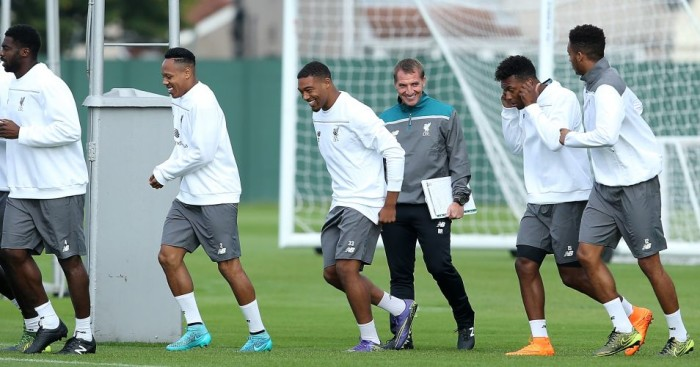 Brendan Rodgers: Preparing Liverpool for Europa League game against FC Sion