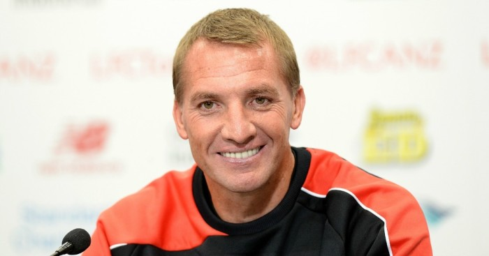 Brendan Rodgers: Looking for a return to management