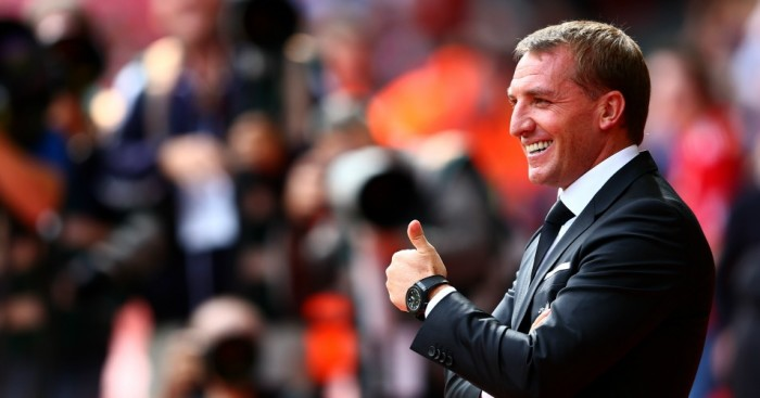Brendan Rodgers: Sacked by Liverpool on Sunday