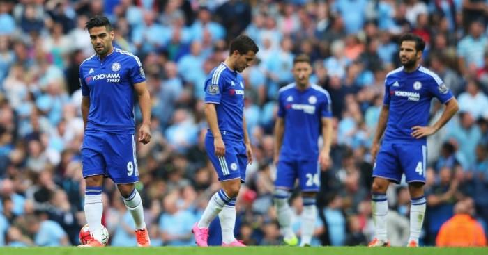 Chelsea: Second worst start to a Premier League season