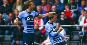 Christian Eriksen Swansea v Tottenham TEAMtalk