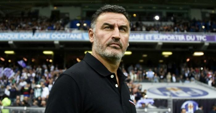 Christophe Galtier: Aston Villa said to admire Saint-Etienne boss
