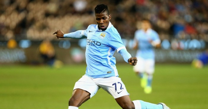 Kelechi Iheanacho: City forward hoping for run in first team