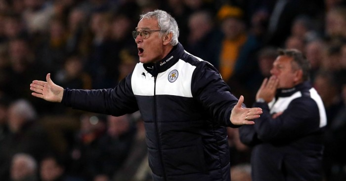 Claudio Ranieri: Leicester City boss finds Crystal Palace struggles strange