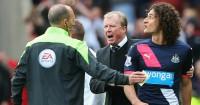 Fabricio Coloccini: Defender controversially saw red in derby