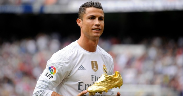 Cristiano Ronaldo: Real Madrid forward regularly linked with Manchester United